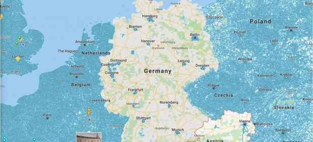 Google y Alemania