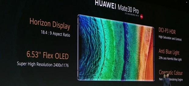 Presentación de Huawei en Múnich, Alemania