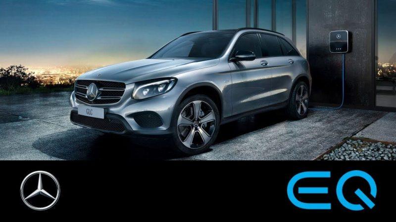 Mercedes-Benz presenta en Barcelona EQ Nigth