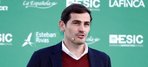 Iker Casillas habla sobre su evolución y posible retirada