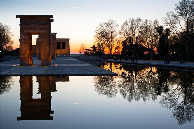 La lista roja del patrimonio: mil obras en estado terminal que urgen más que el Templo de Debod de Madrid