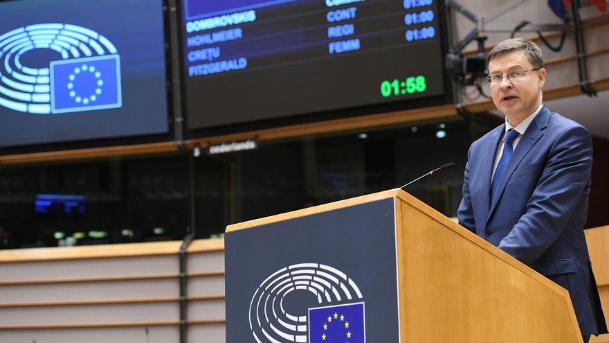 Bruselas busca la alianza con Biden para reformar la OMC al tiempo que ve