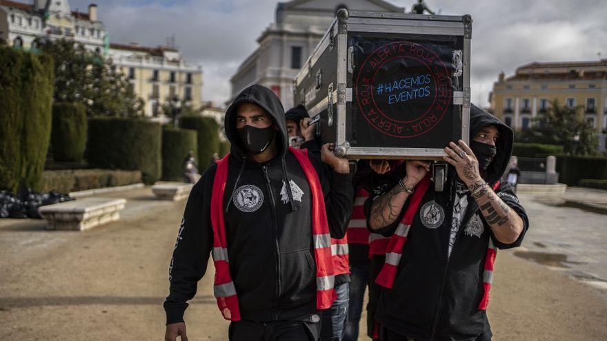 La pandemia hace que la cultura acumule la mayor destrucción de empleo en un año: 42.100 trabajadores menos, una cifra récord