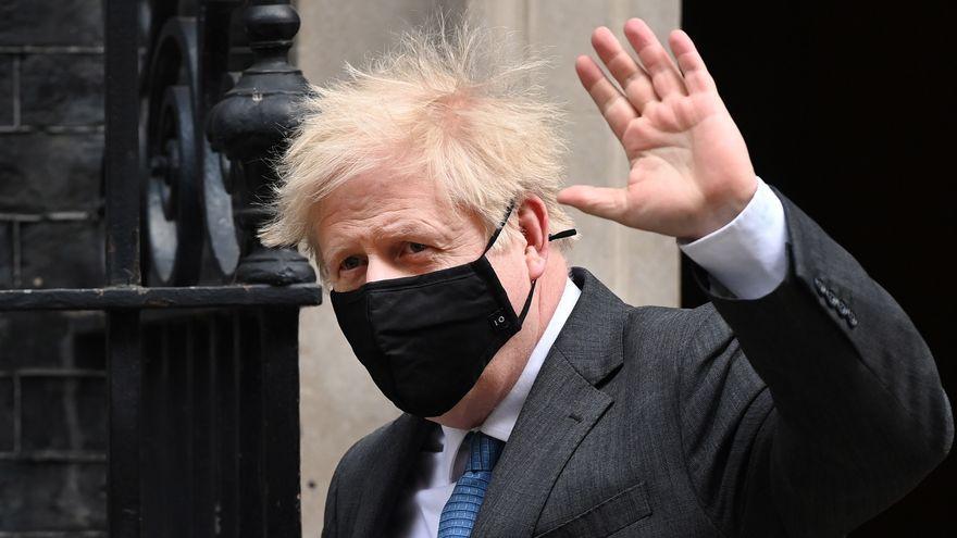 Boris Johnson, investigado por los pagos de la reforma de su residencia oficial