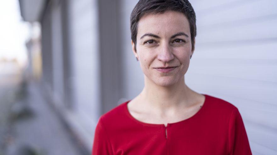 Ska Keller, líder de los Verdes en la Eurocámara: