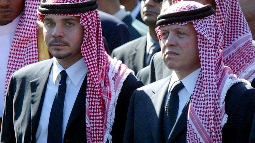 El exheredero al trono de Jordania, en arresto domiciliario tras ser acusado de desestabilizar la corona