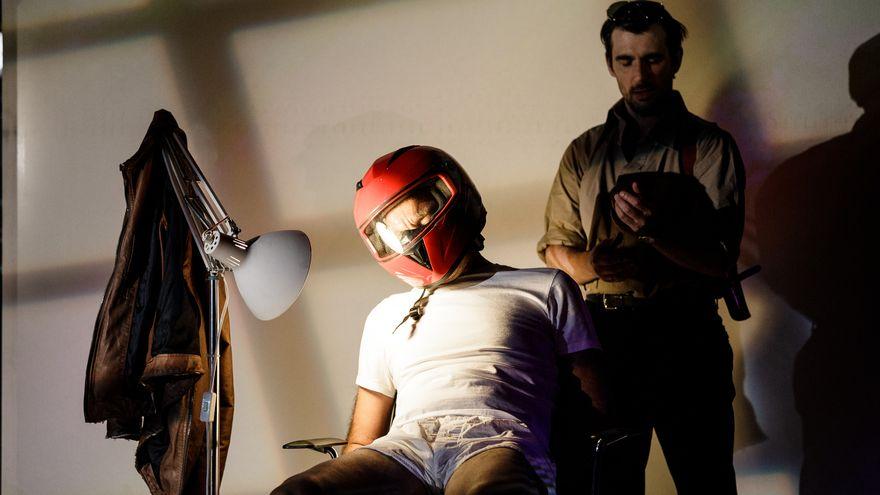 'Los papeles de Sísifo', las torturas y el cierre del periódico Egunkaria suben a escena