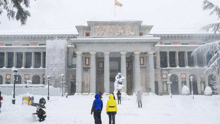 El largo invierno de los museos españoles: las visitas se desplomaron un 81% en 2020 debido a la pandemia