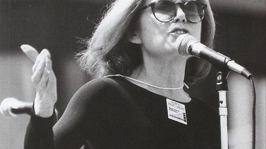 Gloria Steinem, periodista y feminista, Premio Princesa de Asturias de Comunicación y Humanidades