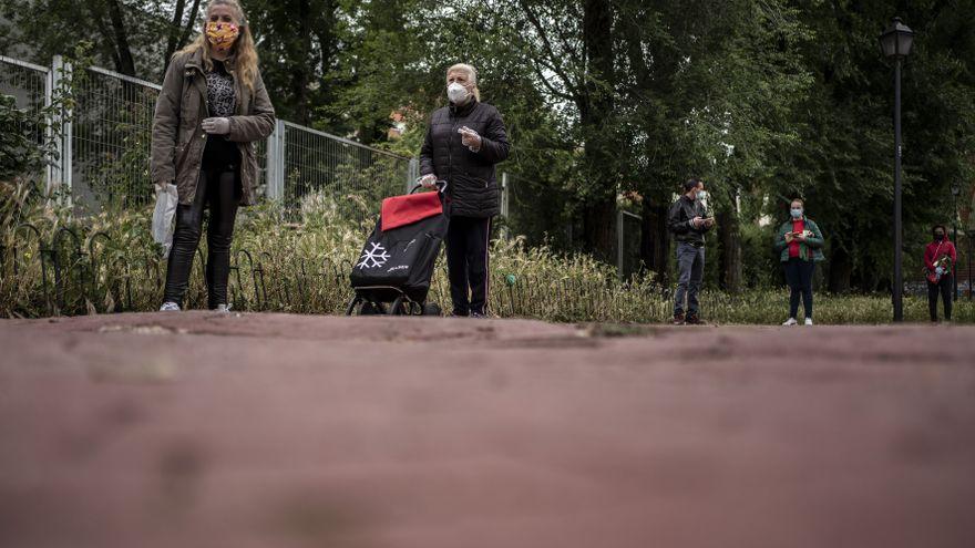 El ingreso mínimo vital solo llega a un tercio de los hogares previstos un año después