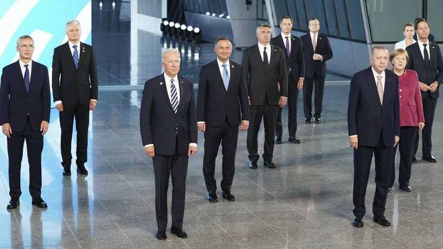La cumbre de la OTAN, una reunión de andar por casa