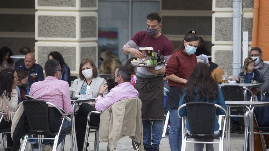 Mayo recupera el nivel de empleo previo a la irrupción de la pandemia con casi 212.000 afiliados más
