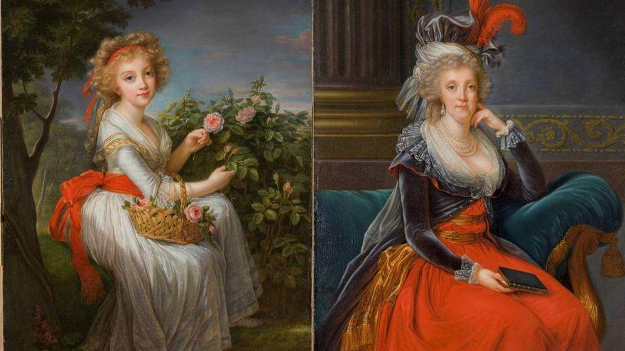 Los dos retratos de Vigée Le Brun que tiene el Prado son copias de época
