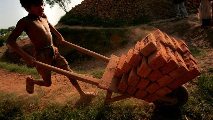 El trabajo infantil aumenta en el mundo por primera vez en dos décadas, según OIT y Unicef