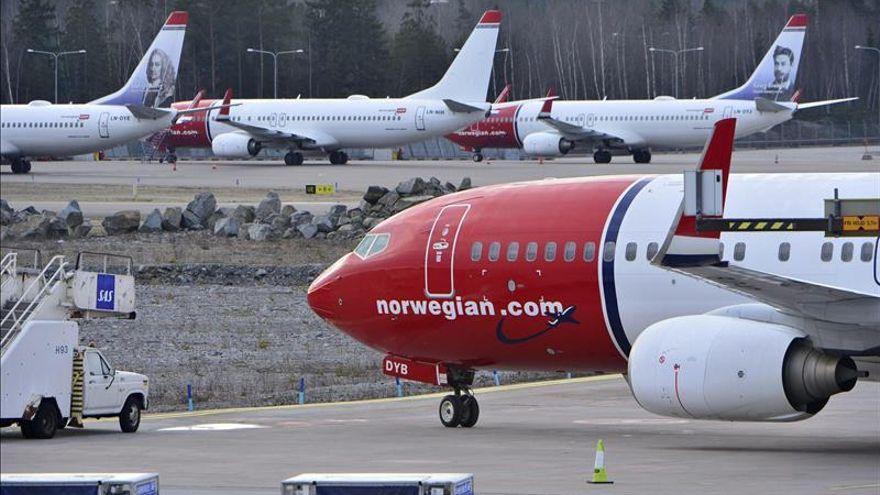 Sindicatos alcanzan un acuerdo con Norwegian para reducir a 975 los trabajadores afectados por el ERE