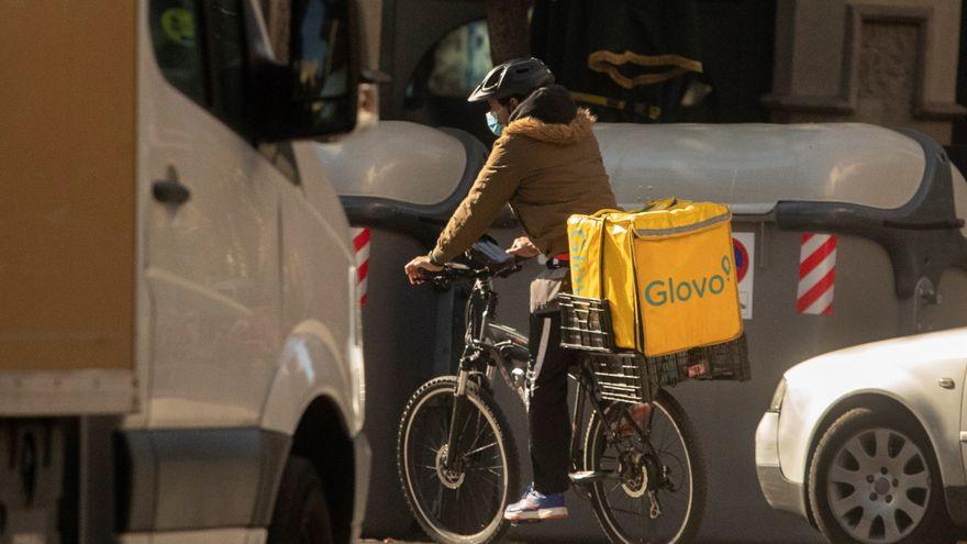 Vox recurrirá ante el Constitucional la Ley Rider contra los falsos autónomos en empresas como Glovo o Deliveroo