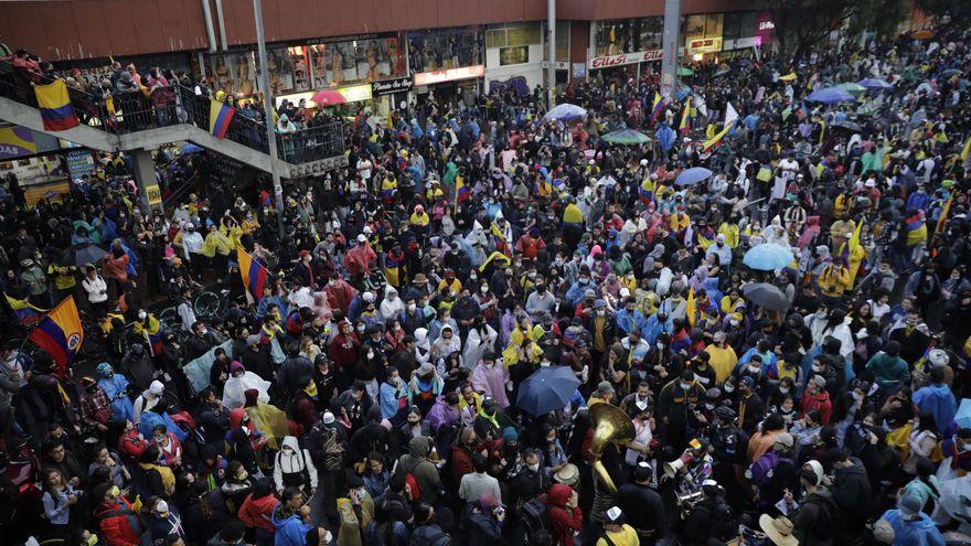 Las protestas en Colombia también estallan contra décadas de racismo soterrado