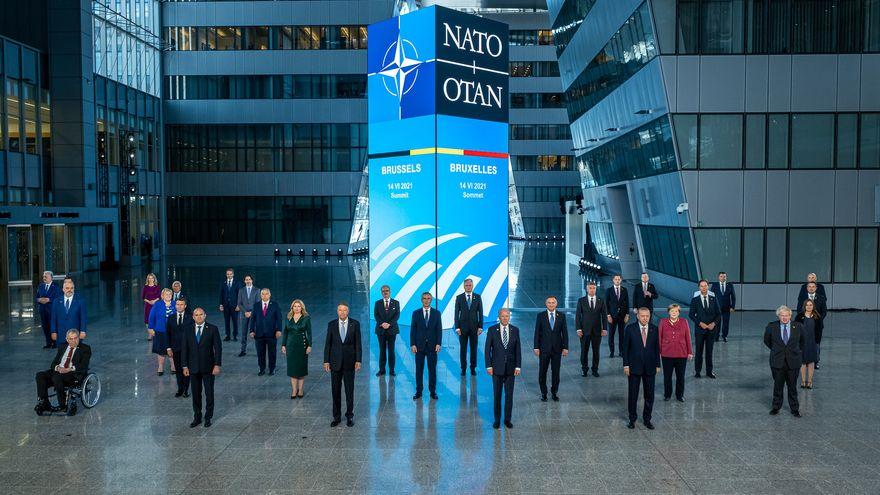 La OTAN apunta a China y Rusia