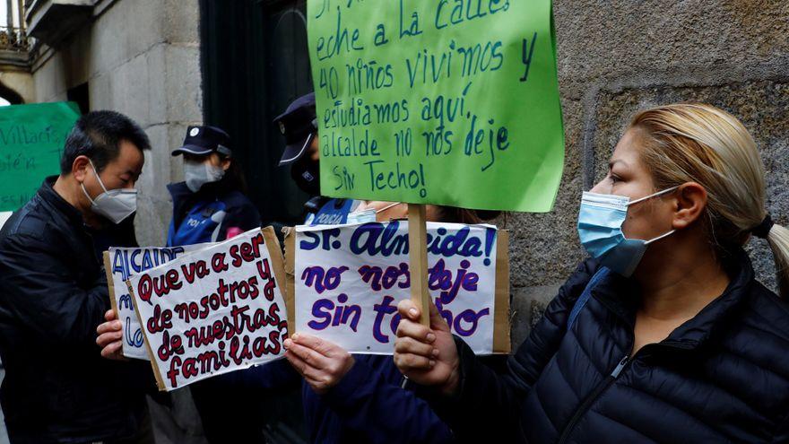 El decreto del Gobierno no funciona: hay más desahucios por alquiler que antes de la pandemia