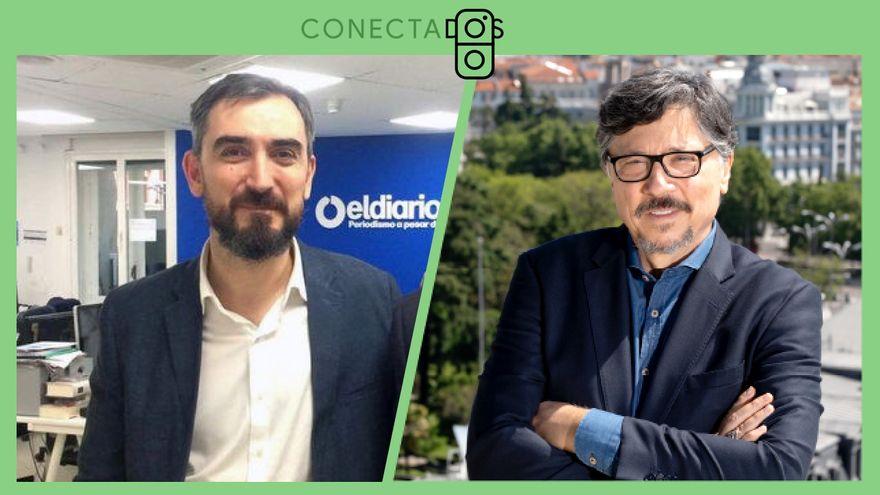 Carlos Bardem charla este jueves de casa a casa con Ignacio Escolar