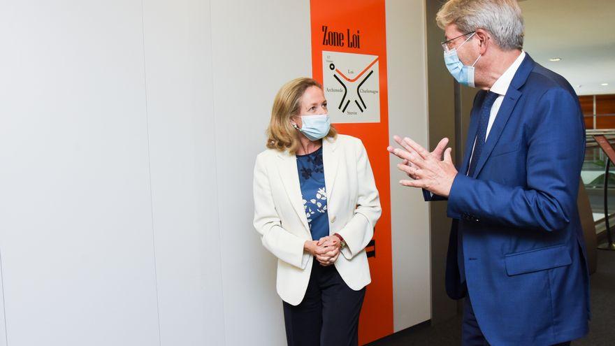 Bruselas fía a los 140.000 millones de los fondos europeos la corrección de los