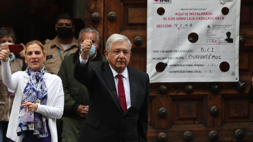 López Obrador retiene la mayoría en el Congreso de México, según los resultados preliminares