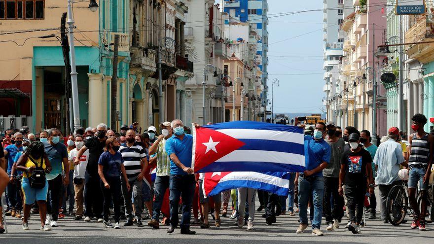 Cuba: la tormenta perfecta del 11 de julio