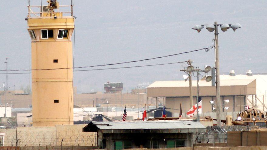Estados Unidos confirma su retirada de Bagram, su principal base militar en Afganistán