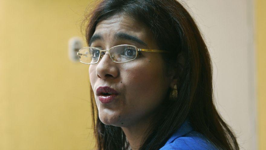 La hijastra de Daniel Ortega: