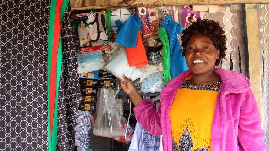 El proyecto de microcréditos que ayuda a las trabajadoras de la limpieza de Kenia a reconvertirse tras la pandemia