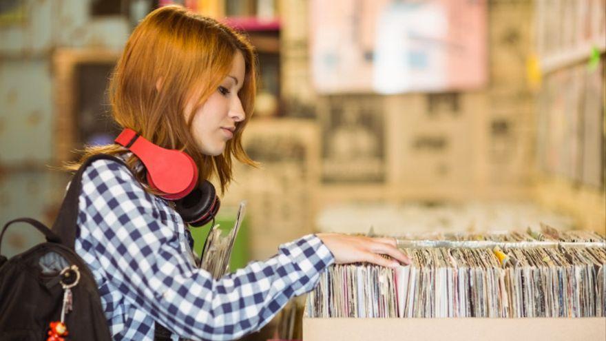 El resurgir de los discos de vinilo