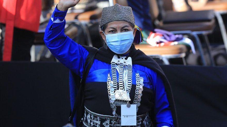 Elisa Loncón, la académica mapuche que liderará la discusión por la nueva constitución chilena