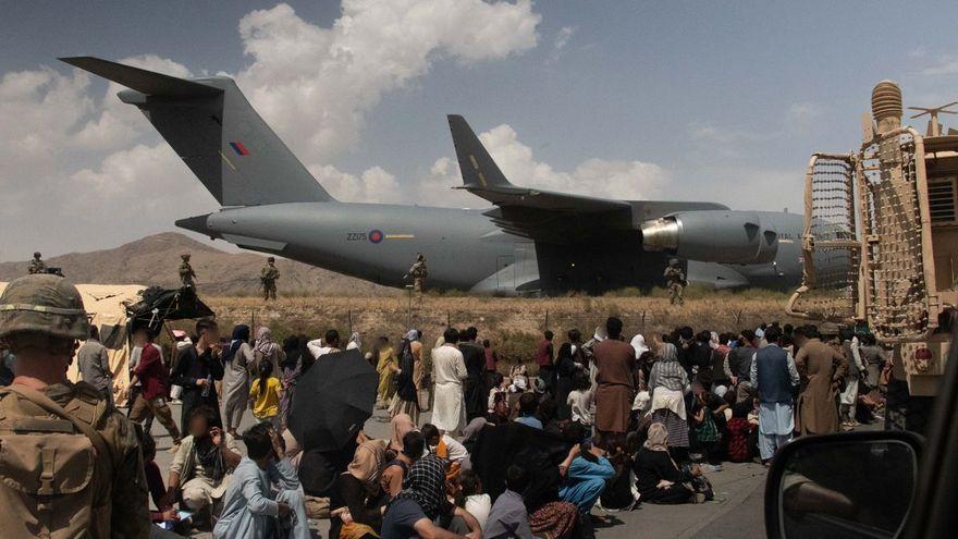 El fin de las evacuaciones internacionales deja a decenas de miles de personas atrás: