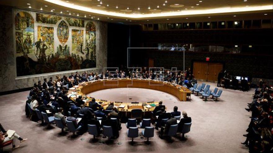 Consejo de Seguridad aprueba resolución sobre Afganistán sin unanimidad