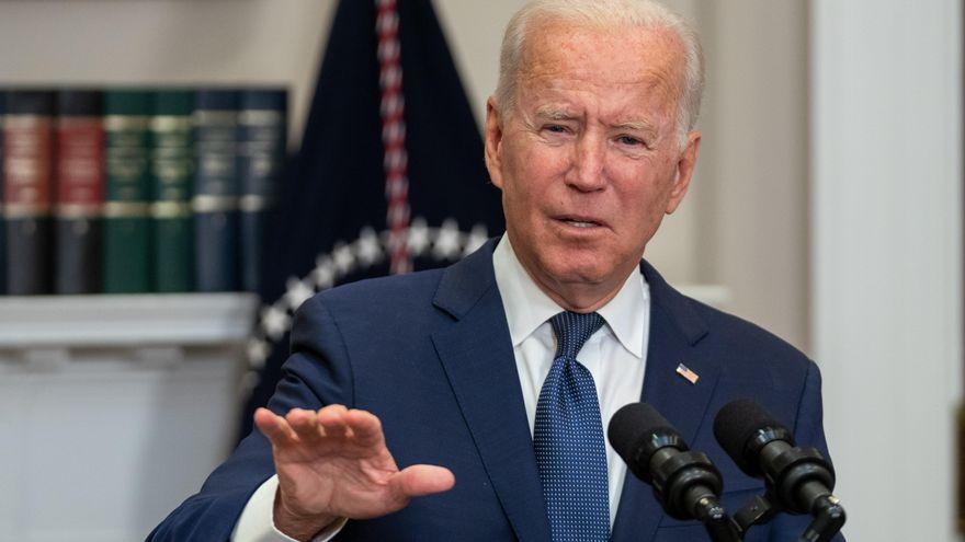 Biden dará un discurso el martes para justificar la retirada de Afganistán