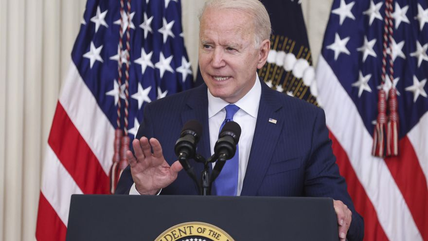 Biden mantiene la salida de Afganistán para el día 31 y avisa a los terroristas: