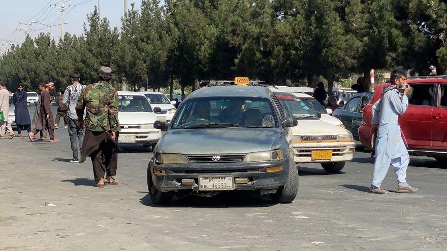 El hijo de una afgana que trabajó para España, entre las víctimas del atentado del aeropuerto de Kabul